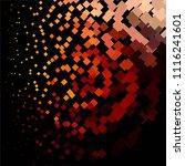 vintage halftone color texture... | Shutterstock .eps vector #1116241601