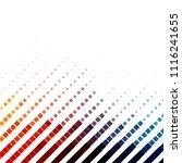 vintage halftone color texture... | Shutterstock .eps vector #1116241655