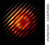 vintage halftone color texture... | Shutterstock .eps vector #1116241661