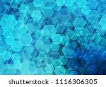 light blue vector blurry...   Shutterstock .eps vector #1116306305