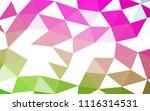 light pink  green vector blurry ...   Shutterstock .eps vector #1116314531