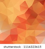 vector background from polygons ...   Shutterstock .eps vector #1116323615