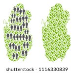 people population and...   Shutterstock .eps vector #1116330839