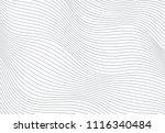 wavy vector background | Shutterstock .eps vector #1116340484