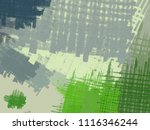abstract painting on canvas.... | Shutterstock . vector #1116346244