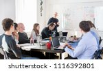 relaxed informal it business... | Shutterstock . vector #1116392801