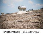 closeup of roofs | Shutterstock . vector #1116398969