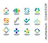 bulk company logo | Shutterstock .eps vector #1116415139