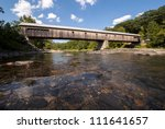 Dummerston Covered Bridge In...