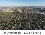 afternoon aerial view of... | Shutterstock . vector #1116417641