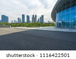 cityscape and skyline of... | Shutterstock . vector #1116422501