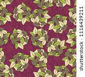 seamless pattern. heaps of... | Shutterstock .eps vector #1116439211