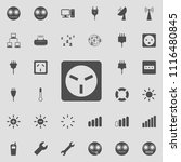 electric outlet icon. detailed... | Shutterstock .eps vector #1116480845