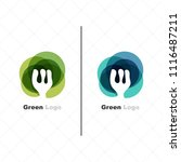food logo icon modern abstract... | Shutterstock .eps vector #1116487211