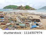 Pollution   Beach   Sea...