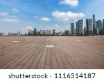 panoramic skyline and buildings ... | Shutterstock . vector #1116514187