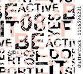 sport abstract seamless pattern ... | Shutterstock .eps vector #1116596231
