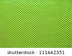 White And Green Pattern Can Be...