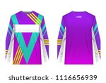 templates jersey for... | Shutterstock .eps vector #1116656939