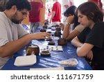 rio de janeiro   aug 18... | Shutterstock . vector #111671759