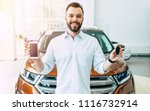 with this app on mobile much... | Shutterstock . vector #1116732914