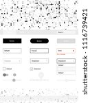 light gray vector style guide...
