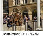 Liverpool Street Station ...