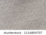 close up of jersey fabric... | Shutterstock . vector #1116804707