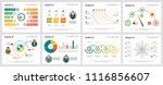 colorful accounting or... | Shutterstock .eps vector #1116856607