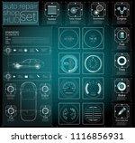 infographics of freight...   Shutterstock .eps vector #1116856931