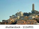 coit tower  san francisco | Shutterstock . vector #1116901