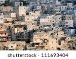 Part Of Arab Silwan Village...