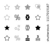 rate icon. collection of 16...