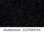 light blue  yellow vector ... | Shutterstock .eps vector #1117034714