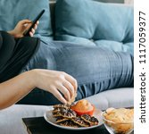 sugar addiction  unhealthy...   Shutterstock . vector #1117059377