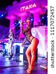 odessa  ukraine june 7  2014 ...   Shutterstock . vector #1117072457