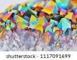 amazing colorful flashing... | Shutterstock . vector #1117091699
