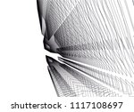 architectural drawing 3d | Shutterstock .eps vector #1117108697