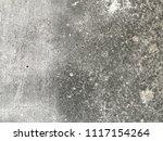 dirty grunge cement wall... | Shutterstock . vector #1117154264