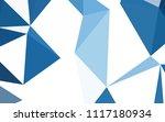 light blue vector abstract...   Shutterstock .eps vector #1117180934