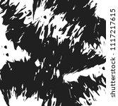 dark grunge chaotic pattern.... | Shutterstock . vector #1117217615