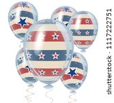 american independence day...   Shutterstock .eps vector #1117222751