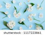 Jasmine Flowers Pattern Top...