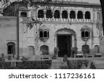 Small photo of Lahore,Punjab, Pakistan, Saturday, March 10 2018:Govt. Fatima Jinnah College for Women (Havali Asif Jaa) Haveli of Asif Jah ,Chuna Mandi,Shah Alami Road, Walled City, Lahore, Punjab