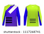 templates jersey for mountain... | Shutterstock .eps vector #1117268741