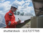 operation and maintenance in... | Shutterstock . vector #1117277705