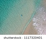 burleigh heads  gold coast ... | Shutterstock . vector #1117320401
