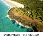 fingal and cook island  nsw | Shutterstock . vector #1117323635