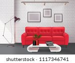 contemporary simple clean... | Shutterstock .eps vector #1117346741
