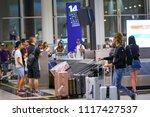 hong kong   september 1  2017 ... | Shutterstock . vector #1117427537